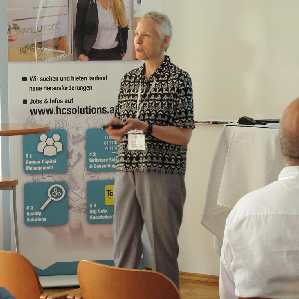 Keynote: Dr. Angelika Mittelmann
