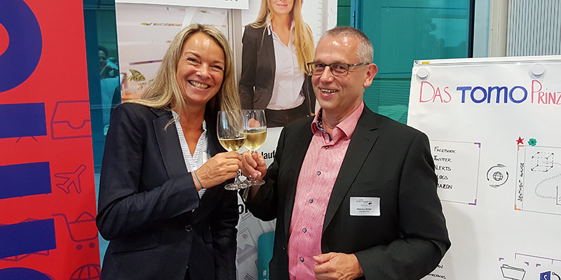 Karin Bachinger & DI Walter / Magistrat Linz